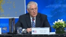 rex tillerson north korea summit vancouver