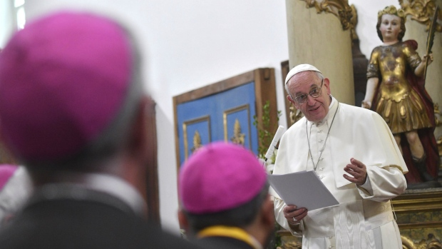 Pope Francis apologises for clerical sexual abuse in Chile