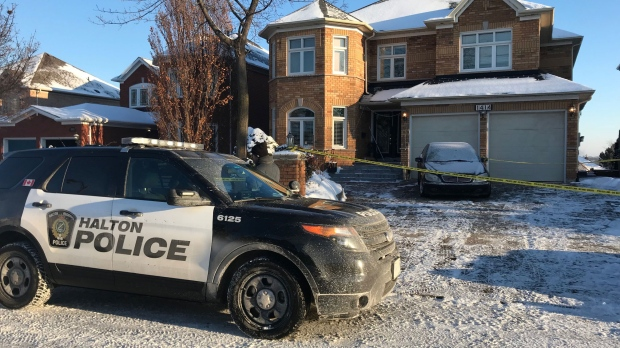 Elderly couple found dead inside their Oakville home