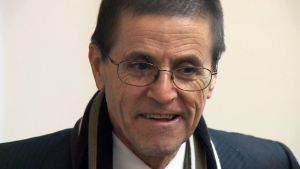 LIVE2: Hassan Diab speaks to reporters