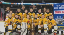 Capital cup champs
