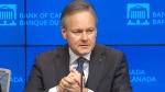 CTV News Channel: BoC governor on interest rate