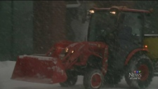 The City of Moncton says a new source of road salt