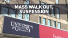 Professor suspended for allegedly mocking student