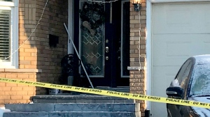 Two dead in Oakville home