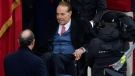 Former Senator Bob Dole arrives during the 58th Presidential Inauguration at the U.S. Capitol in Washington, Friday, Jan. 20, 2017. (AP Photo/Susan Walsh)