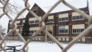 J.E. Benson Public School, which closed in 2014, might get new life in Windsor, Ont., on Tuesday, Jan.16, 2018. (Michelle Maluske / CTV Windsor)