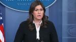 White House briefing by Press Secretary Sanders