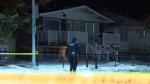 Homicide Unit investigates suspicious death