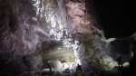A cave near Fernie, B.C. is seen in this undated handout photo. (Jared Habiak)