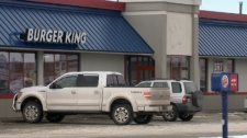 Lethbridge - Burger King
