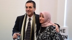 CTV National News: Diab returns home
