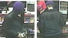 Police released these two images of a robbery suspect from January 14, 2018 in Windsor.