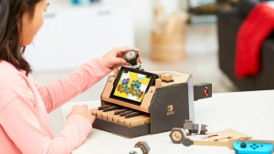 The Nintendo Labo is seen in this handout image. (Nintendo)