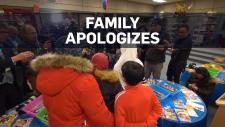 Hijab apology