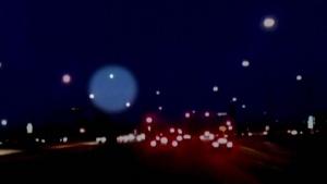 Fireball over Edmonton