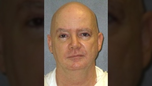 This file photo provided by the Texas Department of Criminal Justice shows Anthony Allen Shore. (Texas Department of Criminal Justice via AP)