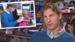Ryan Smyth after NHL retirement