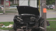From CTV Kitchener's Krista Simpson: A drunk drive