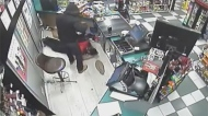 Investigators released video of one of the attacks hoping the public can provide information that would identify the suspect.