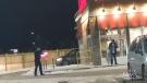 Police standoff outside popular establishment