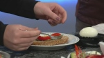 From CTV Kitchener's Lyndsay Morrison: Registered dietitian Carol Harrison teaches us how to make a quick and nutritious meal