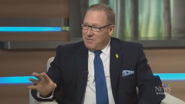 Manitoba Families Minister Scott Fielding is scheduled to attend next week's two-day summit.