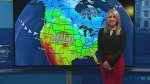 From CTV Kitchener's Lyndsay Morrison: Waterloo Region may be in for some wet weather this weekend