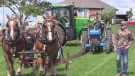 Plowing match showcases agricultural technology