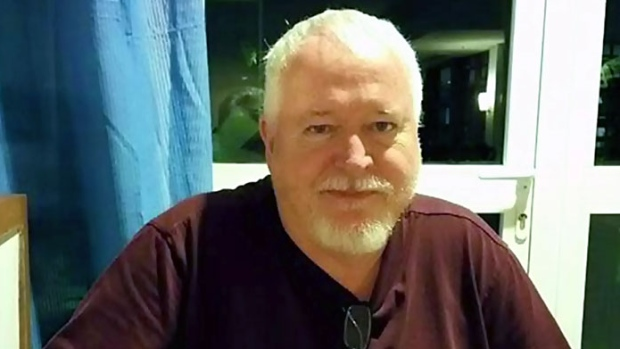 BRUCE MCARTHUR CASE: Human remains found in ravine