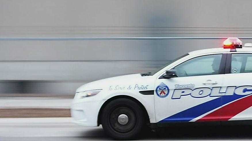 Toronto police board meeting