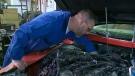 Local mechanic steps up for Saskatoon woman