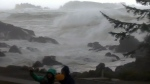 Ucluelet, Tofino hit by largest waves in a decade