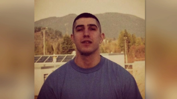Tyler Lagimodiere is seen in an undated image.