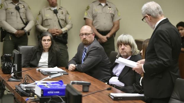 Parents accused of torturing children