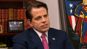 Rapid fire on the White House with Scaramucci