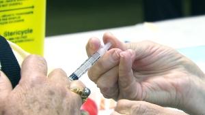 An aggressive flu strain is hitting hard across the Northern Hemisphere this year.