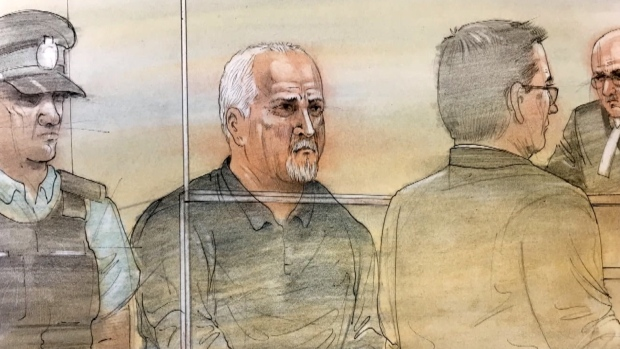 Alleged Toronto serial killer facing another charge