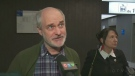 "Robert ""Robin"" Edgar is charged with harassing CDN-NDG borough mayor Sue Montgomery"