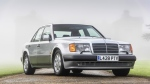 The 1993 Mercedes-Benz 500E is pictured. (Silverstone Auctions)