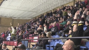 North Bay Battalion fans treated to exciting game
