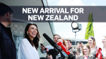 New Zealand's new PM announces pregnancy
