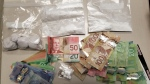 A drug bust on Head Street North in Simcoe represents the largest fentanyl seizure to date in Norfolk County. (OPP)