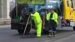 City deploys more pothole repair crews