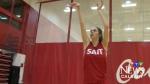 Amy Gustavseb - SAIT Trojans basketball