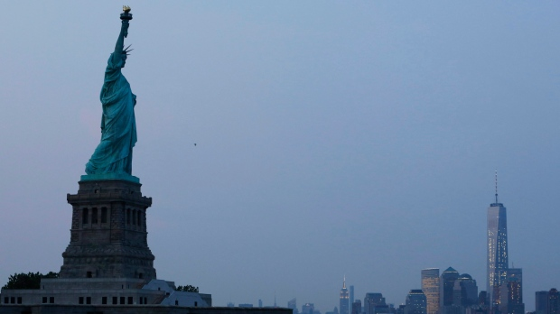 Statue of Liberty to reopen; other parks, monuments closed