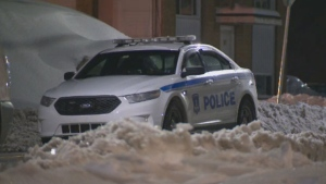 The Halifax Regional Police continued investigating into the evening Friday, Jan. 19, 2018.
