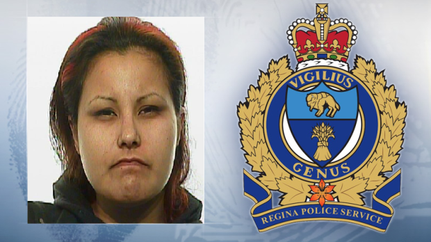 Jessica Dawn Pangman, is wanted for Breach of Undertaking and Breach of Recognizance, according to the Regina Police Service.