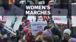 Second Women's March brings in #MeToo movement