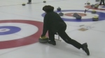 CTV Barrie: Curling Exchange